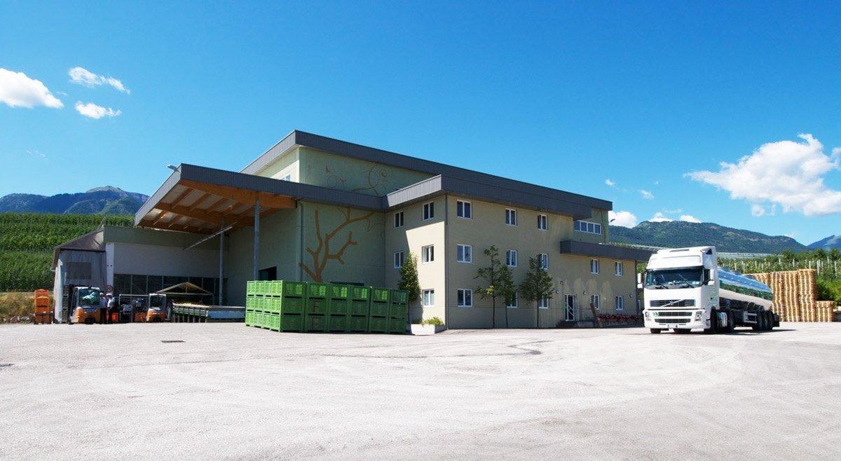 L'azienda Dolomiti Fruits